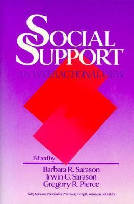 Social Support An International View 1st 1990 9780471606246 Front Cover