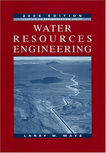 Water Resources Engineering  2005th 2005 (Revised) edition cover