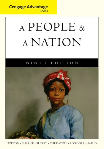 People and a Nation  9th 2012 edition cover