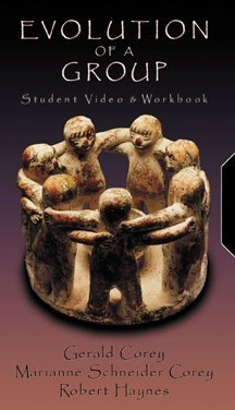Evolution of a Group Student Video and Workbook  2000 edition cover
