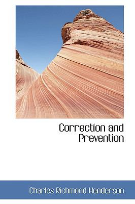 Correction and Prevention:   2008 edition cover
