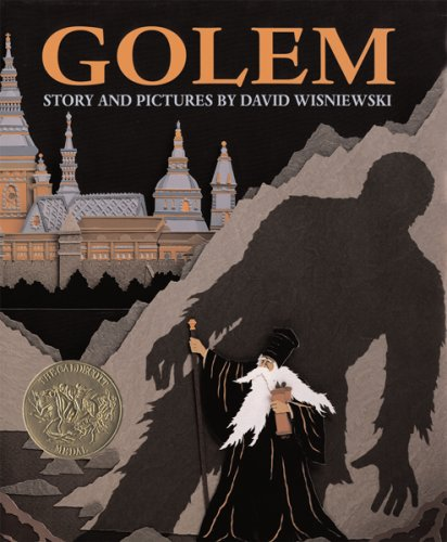 Golem   1996 edition cover