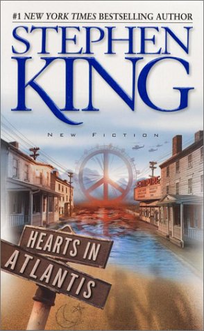 Hearts in Atlantis   1999 (Reprint) edition cover