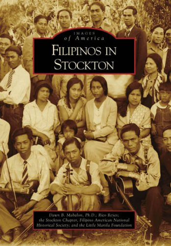 Filipinos in Stockton   2008 edition cover
