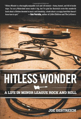 Hitless Wonder A Life in Minor League Rock and Roll  2012 edition cover