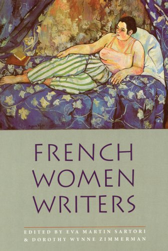 French Women Writers   1994 edition cover