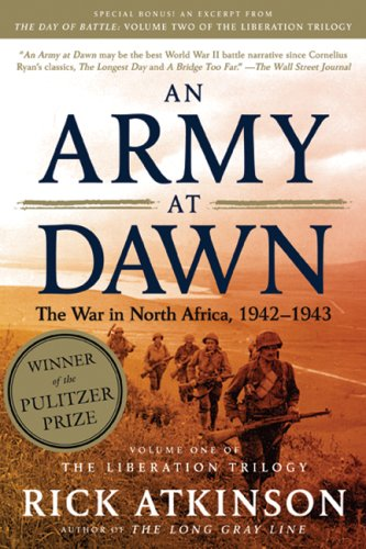 Army at Dawn The War in North Africa, 1942-1943 Revised  edition cover