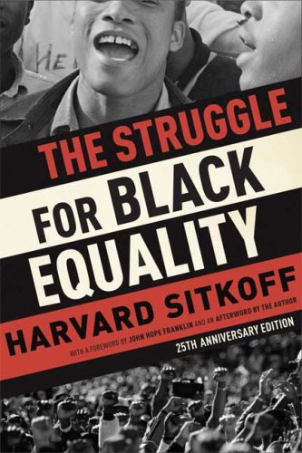 Struggle for Black Equality  3rd 2008 (Revised) edition cover