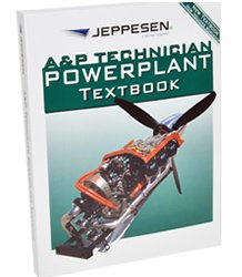 A+P TECHNICIAN POWERPLANT TEXT N/A 9780884875246 Front Cover