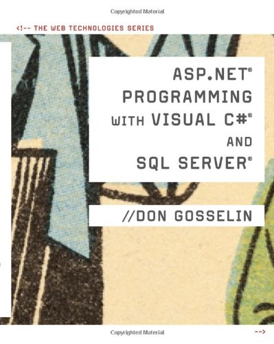 ASP . NET Programming with C# and SQL Server   2010 edition cover