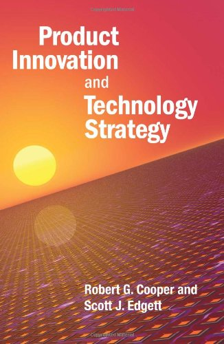 Product Innovation and Technology Strategy   2009 edition cover