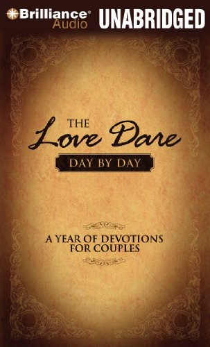 The Love Dare Day by Day: A Year of Devotions for Couples  2010 edition cover