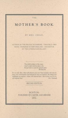 Mother's Book  2nd 1992 9781557091246 Front Cover