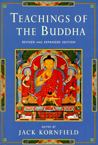 Teachings of the Buddha  2nd 1996 (Revised) edition cover