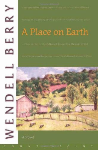 Place on Earth   2001 (Revised) edition cover