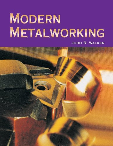 Modern Metalworking  9th 2004 edition cover