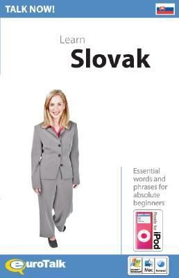 Talk Now! Slovak:  2007 edition cover