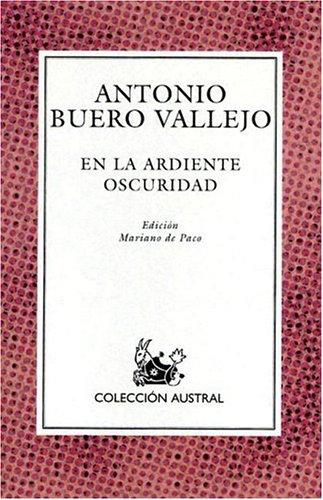 En la Ardiente Oscuridad  18th 1998 edition cover