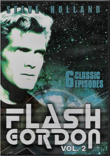 Flash Gordon Volume 2 (Six Classic Episodes) System.Collections.Generic.List`1[System.String] artwork