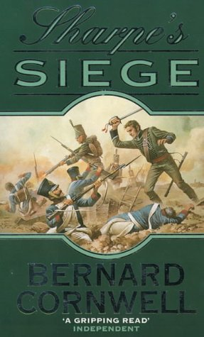 Sharpe's Siege N/A edition cover