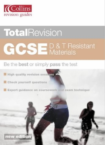 GCSE D and T (Total Revision) N/A edition cover