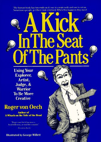 Kick in the Seat of the Pants   1986 edition cover