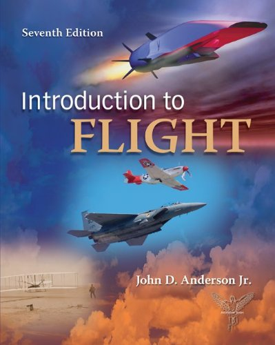 Introduction to Flight  7th 2012 edition cover