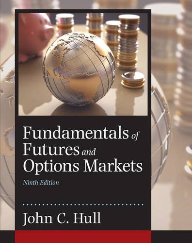 Fundamentals of Futures and Options Markets:   2016 9780134083247 Front Cover