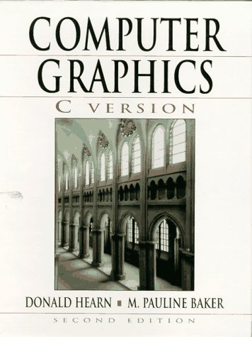 Computer Graphics Version C 2nd 1997 9780135309247 Front Cover