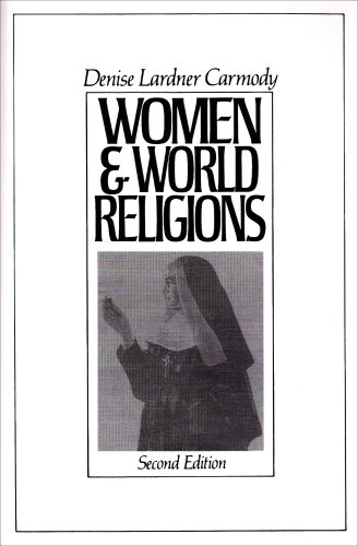 Women and World Religions  2nd 1989 edition cover