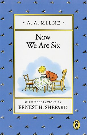 Now We Are Six  N/A edition cover