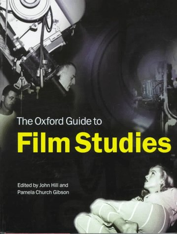 Oxford Guide to Film Studies   1998 edition cover