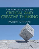 Pearson Guide to Critical and Creative Thinking   2015 edition cover