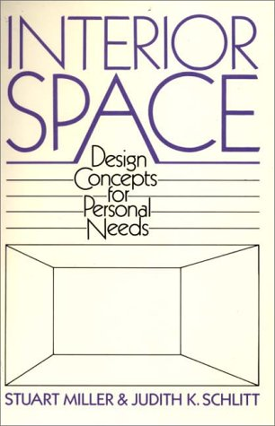 Interior Space Design Concepts for Personal Needs N/A 9780275928247 Front Cover