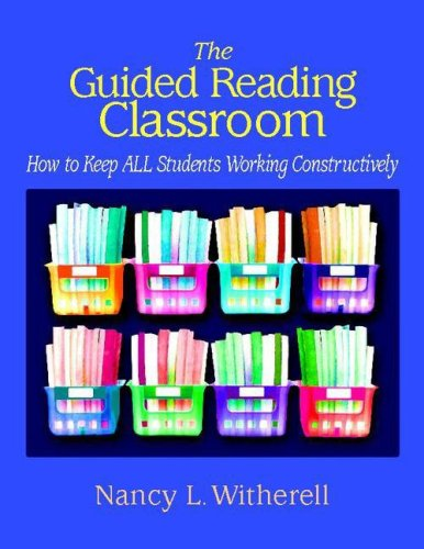 Guided Reading Classroom How to Keep ALL Students Working Constructively  2007 edition cover