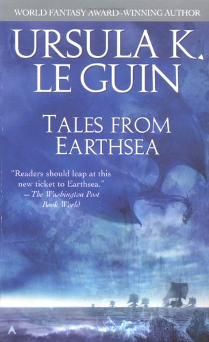 Tales from Earthsea   2001 edition cover