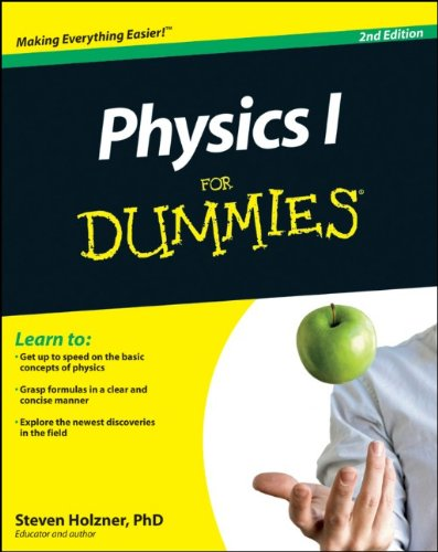 Physics I for Dummies�  2nd 2011 edition cover