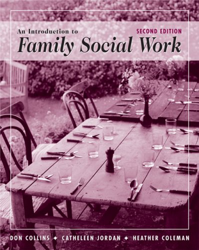 Introduction to Family Social Work  2nd 2007 (Revised) edition cover
