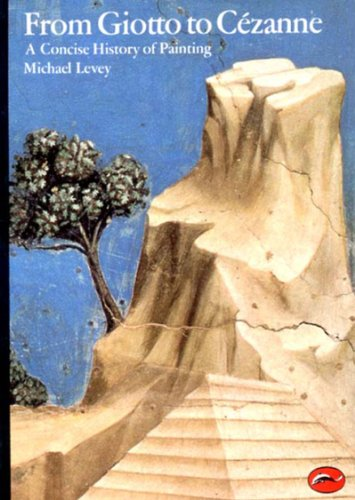 From Giotto to Cezanne A Concise History of Painting  1994 edition cover
