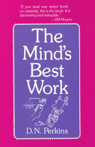 Mind's Best Work   1981 edition cover