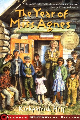 Year of Miss Agnes   2000 edition cover