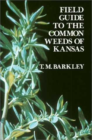 Field Guide to the Common Weeds of Kansas   1983 edition cover