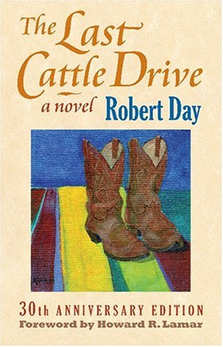 Last Cattle Drive  30th 2007 edition cover