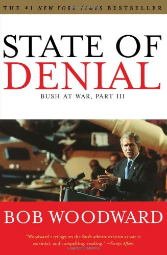 State of Denial Bush at War N/A edition cover