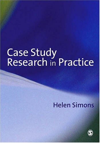 Case Study Research in Practice   2009 9780761964247 Front Cover