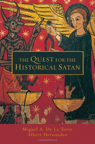 Quest for the Historical Satan   2011 edition cover