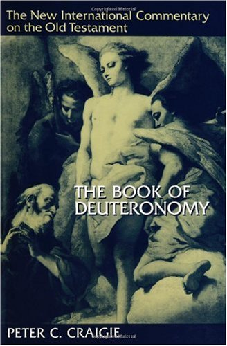 Book of Deuteronomy  2nd 1976 edition cover