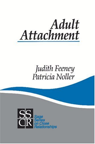 Adult Attachment   1996 edition cover