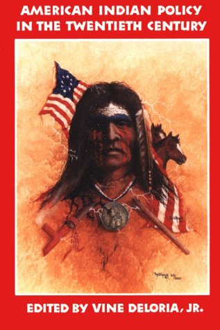 American Indian Policy in the Twentieth Century   1985 edition cover
