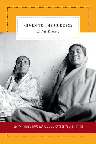 Given to the Goddess South Indian Devadasis and the Sexuality of Religion  2014 edition cover